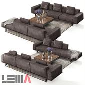LEMA: Yard Sofa
