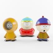 South Park Toy Set