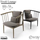 Tivoli Lounge With Pillow
