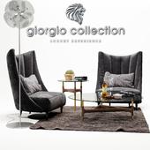 armchair Anthea giorgio collection
