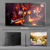 Sony AF8 | OLED | 4K Ultra HD | (HDR) | Smart TV (Android TV)