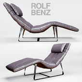 ROLF BENZ LC 360 Chaise Longue