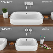 The washbasin DURAVIT Happy D.2