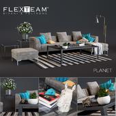 Flexteam Planet Sofa