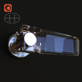 HAUTE DECO - Equinoxe Lever Handle