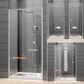 Shower doors Ravak Pivot