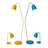 Clyde Lamp by Made