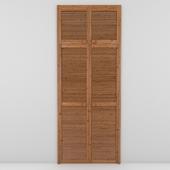Двойная дверь