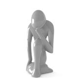 thinker statue