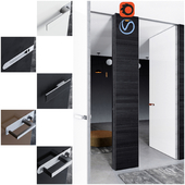 Rimadesio doors Moon _ doors for office and home