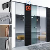 Rimadesio doors Zen _ двери для офиса и дома