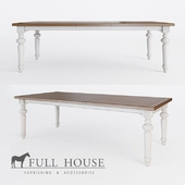 Dining table rectangular FULL HOUSE OM
