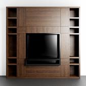 Wood TV zone