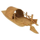 Китайская лодка
