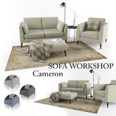 Sofa Workshop Cameron Set