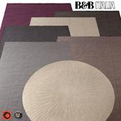 Ковёр B&B Italia (Cratis) 2000х3000 (7 цветов)
