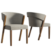 Blanca Dinning Chair - Comerford Collection