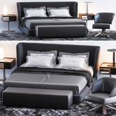 BED BY MINOTTI 4