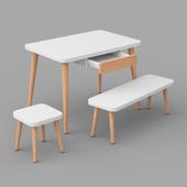 Стол для творчества KKhome