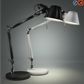 Table lamp Arte lamp Airone A2098LT-1BK
