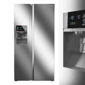Refrigerator Samsung Side-By-Side RH22H9010SR