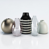Set of vases ZARA HOME