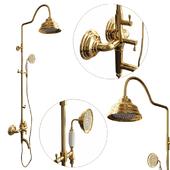 Good Buy Gold Bathroom Shower