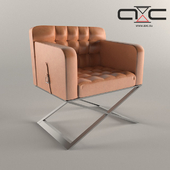 Leather chair АС-28