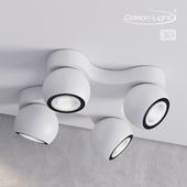 Ceiling light ODEON LIGHT 3536 / 4CL