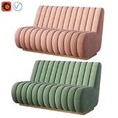 Sophia 3 Seater Sofa Essentialhome