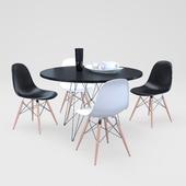Vitra Eames & Tavolo