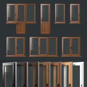 Window set Rehau