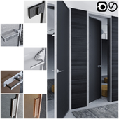 Rimadesio doors Spin _ doors for office and home