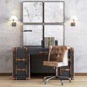 Restoration hardware cabinet decor set_vol3