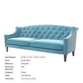Диван Ken Upholstered Sofa