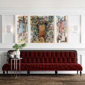 Мебельный узел для кафе, ресторана_3