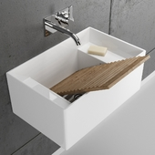 Wash basin for laundry GALASSIA MEG11