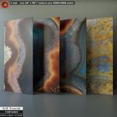 Stone slab Set 61