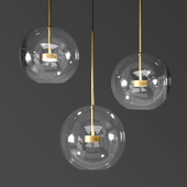 ПОДВЕСНОЙ СВЕТИЛЬНИК GIOPATO & COOMBES BOLLE BLS MONO LAMP