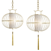 China retro pendant lights
