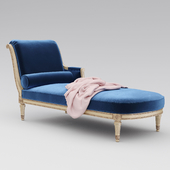 Couch in the style of Louis XVI