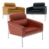 Fritz Hansen Series 3300 Easy Chair