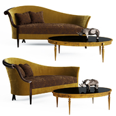 Christoper guy set - A touch of velvet collection.