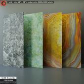 Stone slab Set 65