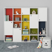 Furniture composition for children 9