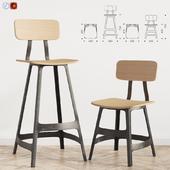 Yardbird Dinning Chair & Barstool