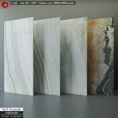 Stone slab Set 71