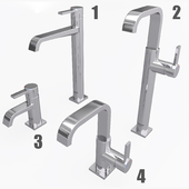 Faucets Grohe collection Allure SET 2