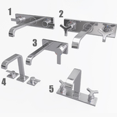 Faucets Grohe collection Allure SET 1