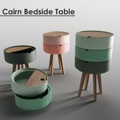Cairn Bedside Table